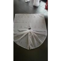 paire etamine pyramide mulitcolors 70cm