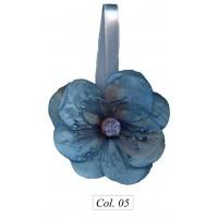Magnet pavot aimanté Bleu