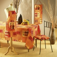 Nappe ovale Africa Epices