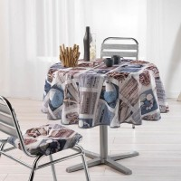 Nappe Ronde Atlantis Toucher Soft
