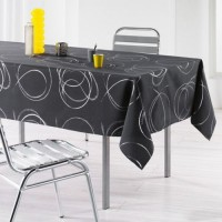 Nappe ovale Bully Anthracite