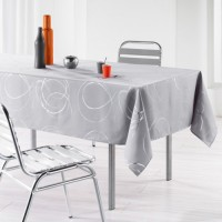 Nappe Rectangle Bully Gris