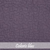 Tête de lit Castille Lilas 150/70cm