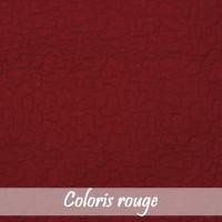 Tête de lit Castille Rouge 150/70cm