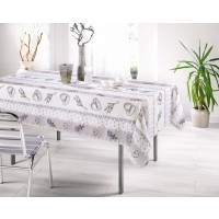 Nappe Rectangle Charme Naturel