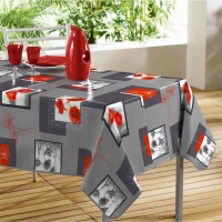Nappe Toile Cirée Rectangle Euphoria Girs