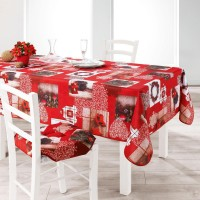 Nappe de Noel Rectangle Festivia