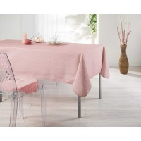 Nappe Rectangle Finesse Rose Toucher Soft