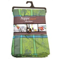 Nappe Rectangle Majorque Vert Bleu