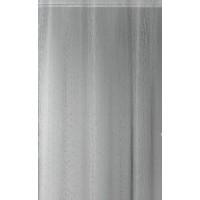 Métrage Organza fantaisie gris goutte métallique