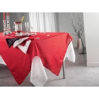 voir couleur les serviettes sur la table