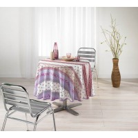 Nappe Ronde Meridional Lilas