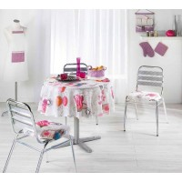 Nappe Ronde Sweet Paris toucher soft