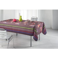 Nappe Rectangle Valentina Choco