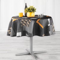Nappe Ronde Opsis Grise