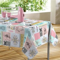 Nappe Toile Cirée Rectangle Optima