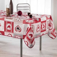 Nappe Rectangle Patch Cocotte Toucher soft