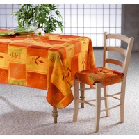 Nappe ovale Pave Chinois