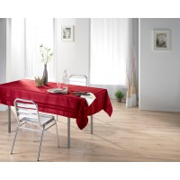 Lot de 3 Serviettes Smart Rouge Classic