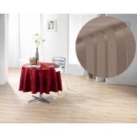 Nappe Ronde Smart Taupe Classic