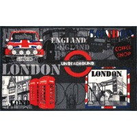 Tapis So British 50x80