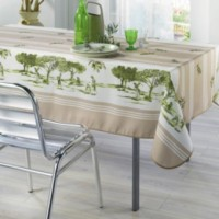 Nappe Rectangle Toscana Vert