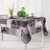 Nappe Rectangle Géopan Gris